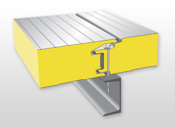 Stěnový izolační panel PUR / PIR - /S W02