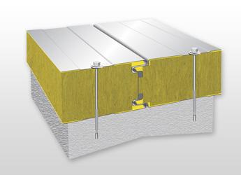 Stěnový izolační panel MINERAL W03