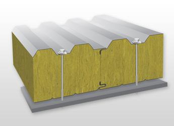 Stěnový izolační panel MINERAL W07