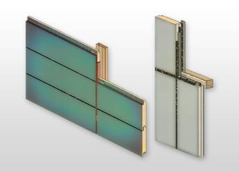 Stěnový izolační panel PUR / PIR / MINERAL W09